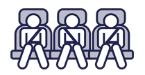 Viac miesta na zadných sedadlách