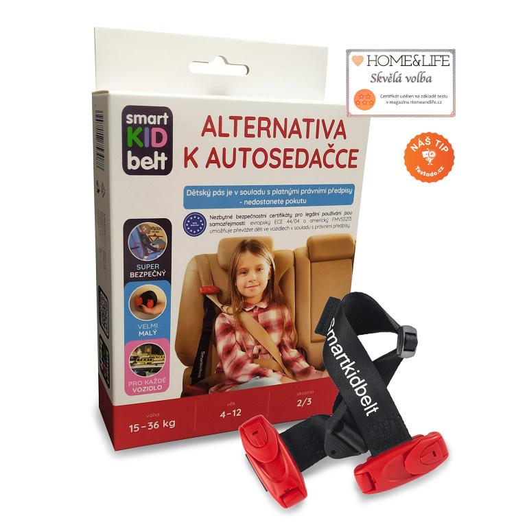 Dětský pás Smart Kid Belt - fotka krabičky